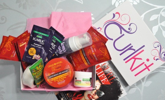 Curlkit Subscription Box