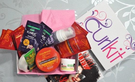 curl kit box