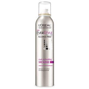 L'Oréal Paris EverStyle Alcohol-Free™ Curl Activating Mousse