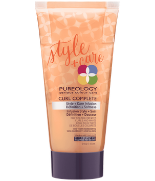 Pureology Curl Complete Style + Care Infusion