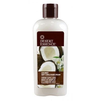 Desert Essence Coconut Soft Curls Hair Cream