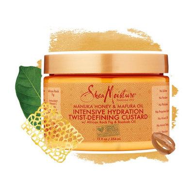SheaMoisture Manuka Honey & Mafura Oil Twist-Defining Custard