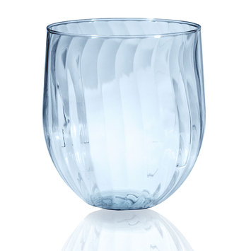 Chinet® Cut Crystal® Stemless Wine Glass