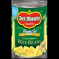Del Monte® Wax Beans Cut Golden