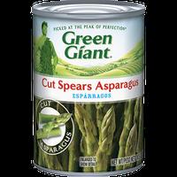 Green Giant® Cut Asparagus Spears Can
