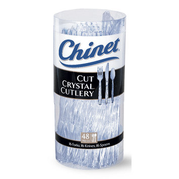 Chinet® Cut Crystal® Cutlery