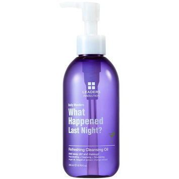 Leaders Insolution Daily Wonders What Happened Last Night? Cleansing Oil