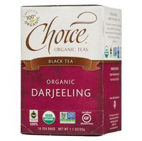 Choice Organic Teas Darjeeling Black Tea