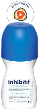Inhibitif Hair-Free Deodorant - Kinetic Energy Aroma