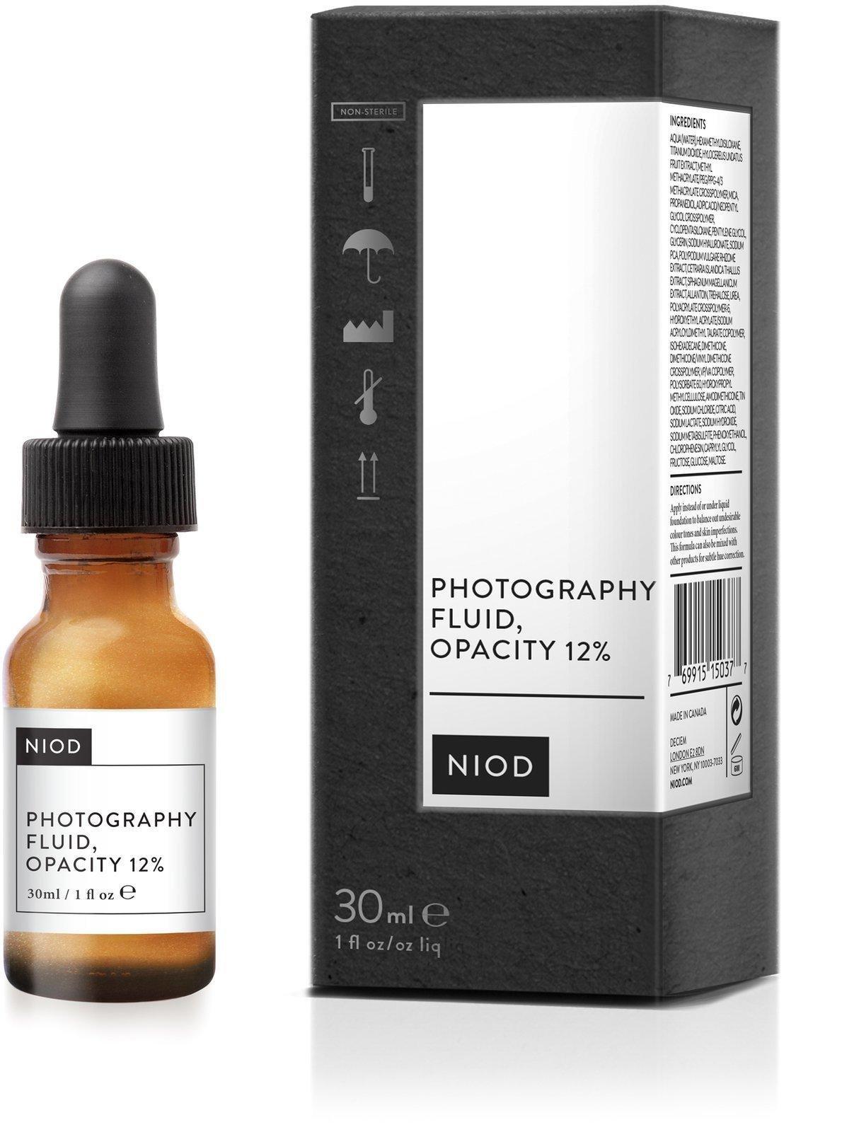 Photography Fluid, Opacity 12%