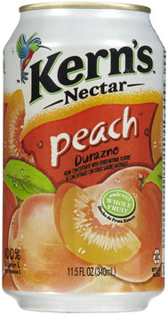 Kern's Kerns Nectar Peach Soda - 11.5 oz