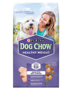 PURINA® DOG CHOW® Healthy Weight