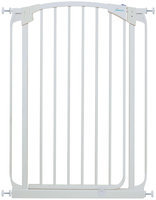 Dreambaby Chelsea Tall Swing Closed Security Gate- White