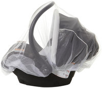 Dreambaby Infant Car Seat Insect Netting - White