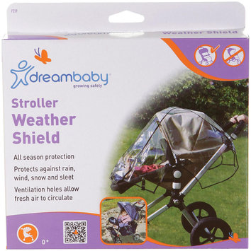 Dreambaby Weather Shield - Clear - 1 ct.