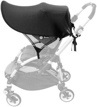 Dreambaby Large Strollerbuddy Extenda-Shade Black