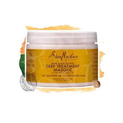 SheaMoisture Raw Shea Butter Deep Treatment Masque w/ Sea Kelp & Argan Oil