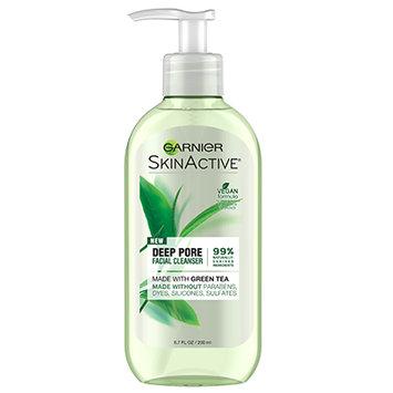 Garnier SkinActive Deep Pore Face Wash with Green Tea