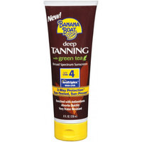 Banana Boat Deep Tanning Sunscreen Lotion With Green Tea With SPF 4