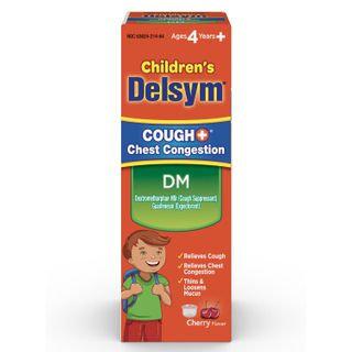 Children's Delsym® Cough+ Chest Congestion DM