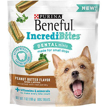 Beneful IncrediBites® Dental Minis With Peanut Butter