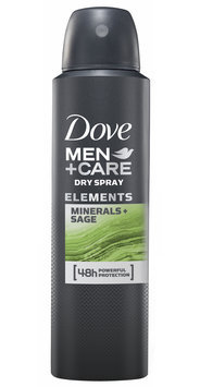 Dove Men+Care Elements Minerals and Sage Dry Spray