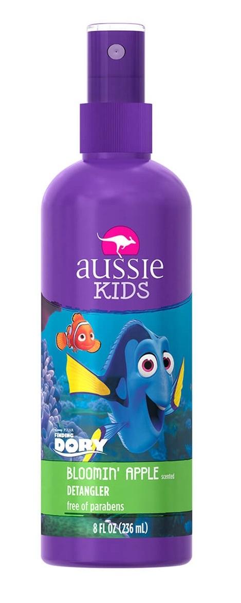 Aussie Kids Bloomin' Apple Detangler