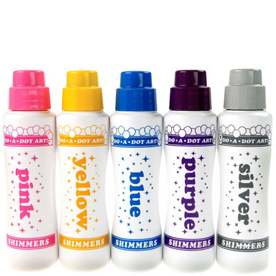 Do-A-Dot Shimmers Markers (5 pack)