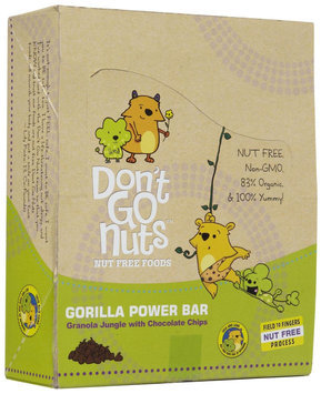 Dont Go Nuts Power Bar 1.58oz Pack of 12