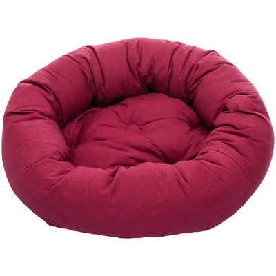 Dog Gone Smart Donut Bed with Repelz-It - Berry