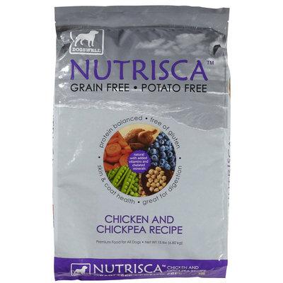 Dogswell Nutrisca Grain Free Chicken & Chickpea Recipe
