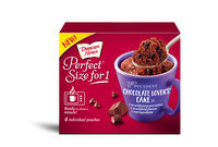 Duncan Hines Perfect Size for 1 Chocolate Lover's Cake