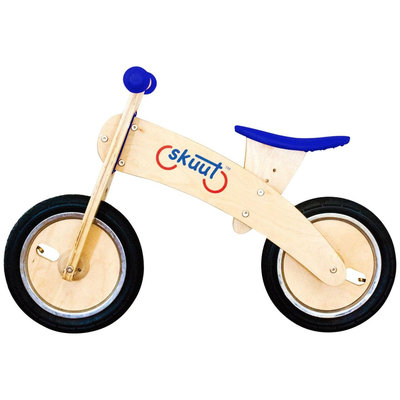 DIGGIN Skuut Balance Bike - Blue