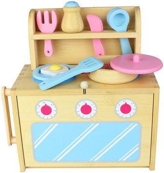Diggin Bamboo Box Set Kitchen - 1 ct.