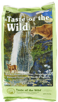 Taste of the Wild - Rocky Mountain Feline Food