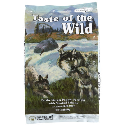 Taste of the Wild Pacific Stream Puppy - Smoked Salmon