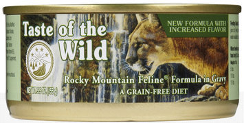 Diamond Pet Foods Taste of the Wild Rocky Mountain Formula Canned Cat Food