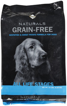 Phillips Feed & Pet Supply Diamond Naturals Grain Free Fish Dry Dog Food 14lb