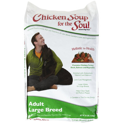 Chicken Soup for the Pet Lover's Soul Adult - Large Breed - Chicken