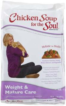 Chicken Soup for the Pet Lover's Soul Adult Weight Care & Mature Cat