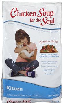 Chicken Soup for the Pet Lover's Soul Kitten Formula