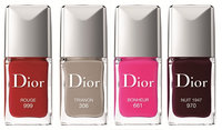 Dior Vernis Couture Color, Gel Shine, Long Wear Nail Lacquer