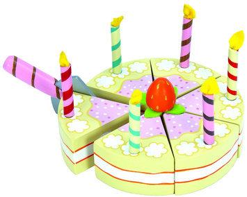 Le Toy Van - Vanilla Birthday Cake (LTV273) /Toys