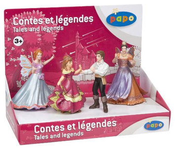 Papo Toys Display Box- Tales & Legends