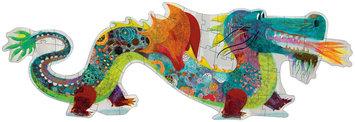 Djeco Leon the Dragon Giant Puzzle (58 pc)