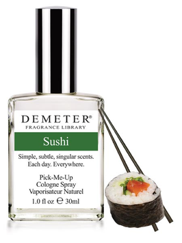 Demeter Fragrance Library Sushi Cologne Spray