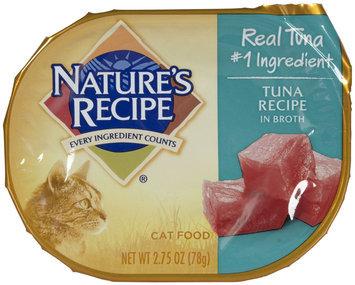 Nature's Recipe Tuna in Broth Canned Cat Food