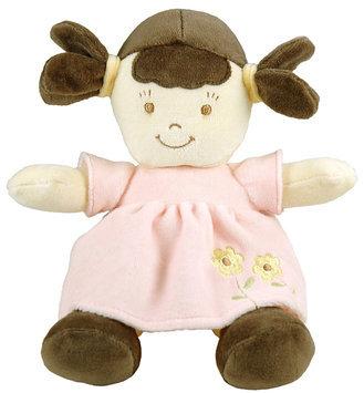 Dandelion Organic Toddler Doll Brunette