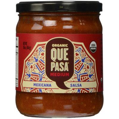 Que Pasa SALSA, OG2, MEDIUM MEXICAN, (Pack of 12)