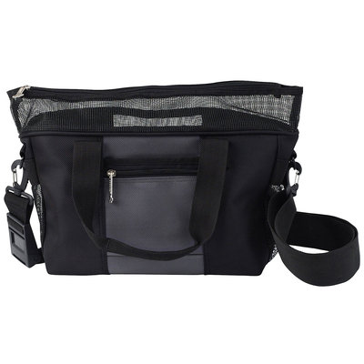 Doggles Style Dog Carrier in Grey